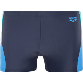 arena Ren Shorts Men navy-pix blue-persian green